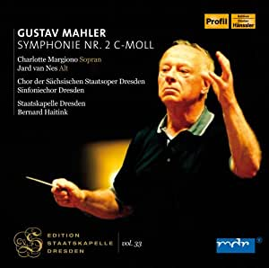 Mahler: Symphony No. 2 Vol. 33 (Symphony No. 2 In C Minor) (Profil: PH07040)