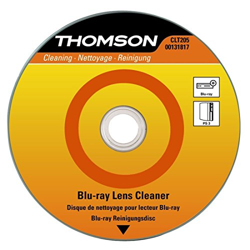 Thomson CLT205 Blu-ray Lens Cleaner
