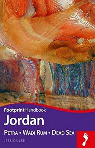 Jordan: Petra - Wadi Rum - Dead Sea (Footprint Handbooks)
