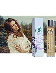TRANCE, Agua de perfume para mujeres (Cod.: 129) Perfume para mujeres. Vaporizador 50 ml.