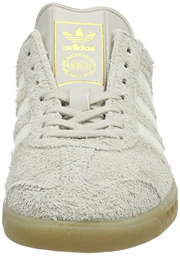 adidas Hamburg, Formatori Donna Marrone (Clear Brown/off White/gum)