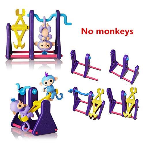 Hemore Bebé Interactivo Mono Juguete Animal doméstico