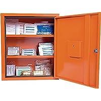 Verbandschrank orange SÖHNGEN 490x560x200mm Feinblech 1türig preisvergleich bei billige-tabletten.eu