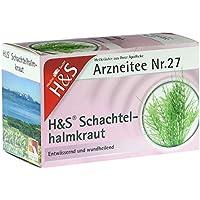 H&S Schachtelhalmkraut Filterbeutel 20 St preisvergleich bei billige-tabletten.eu