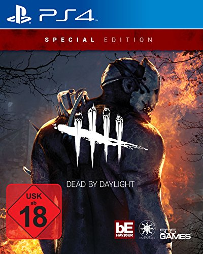 Dead By Daylight - Special Edition - [PlayStation 4] (Gratis Doktor Spiele)