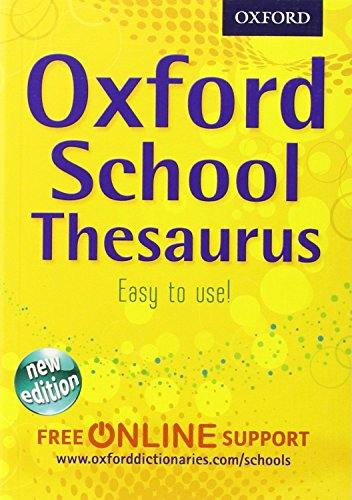 Oxford School Thesaurus 2012