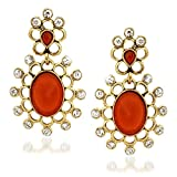 VK Jewels Sweet Alloy Drop Earring set f...