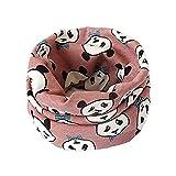 Skyeye 1 Stück Vielzahl von Frühling und Herbst Kinder Baumwolle Halstuch Hut warm Winddicht Panda-Pulver