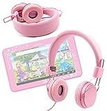 Best Disney Princess Electronics For Kids - Casque audio rose DURAGADGET pour tablette tactile Loco Review