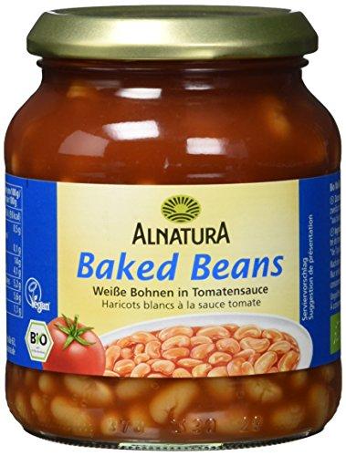 Preisvergleich Produktbild Alnatura Bio Baked Beans,  360 g