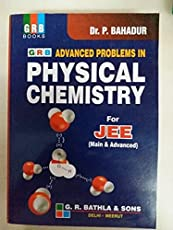 GRB Advanced Problems in Physical Chemistry for JEE (Main & Advanced)