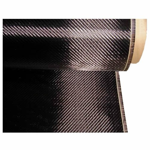 Polycraft Carbon Fibre Cloth 2x2 Twill Weave 1m x 250mm for sale  Delivered anywhere in Ireland