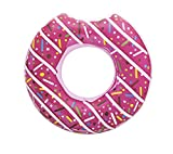 Bestway Inflatable Donut Lounger Tube Float Pool Toy 107 cm