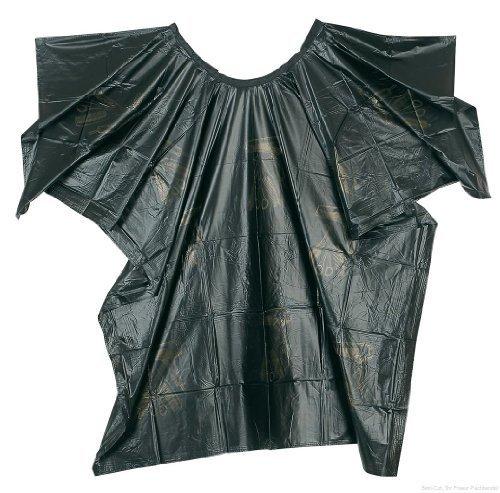 Coiffeur – Cape en noir, 100% étanche 41265