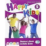 Happy kids. Con e-book. Con espansione online. Per la Scuola elementare: 5