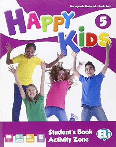 Happy kids. Per la Scuola elementare. Con e-book. Con espansione online: 5