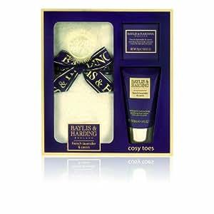 Baylis & Harding French Lavender & Cassis Foot Set