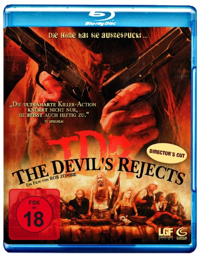 Bild von The Devil's Rejects ( Director's Cut Single Edition) [Blu-ray]