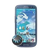 atFolix Schutzfolie für Samsung Galaxy S3 Neo (GT-i9301) Folie - 3 x FX-Curved-Clear Flexible Displayschutzfolie für gewölbte Displays - vollflächiger Schutz bis zum Rand