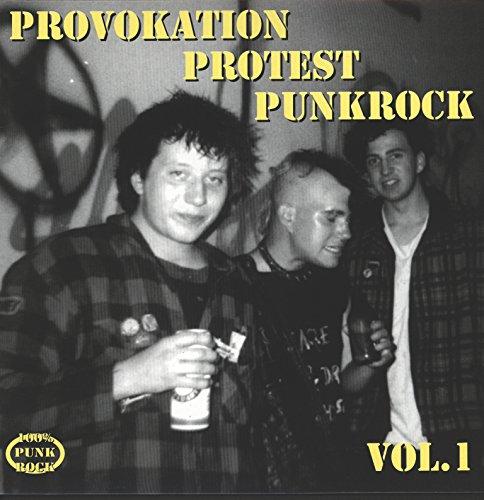 Provokation Protest Punkrock Vol. 1 Sampler (Verschiedene Interpreten) [Vinyl LP]