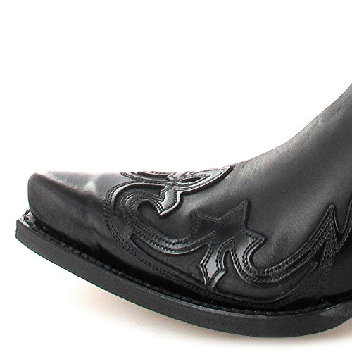Sendra boots bottes 3241 westernstiefel cowboystiefel (différents coloris & les variantes) Noir