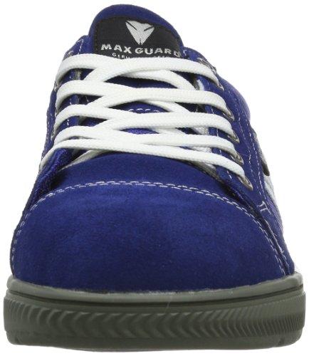 Maxguard SINCLAIR, Scarpe antinfortunistiche unisex adulto Blu (Blau (blau))