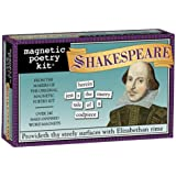 The Shakespeare Kit: Magnetic Poetry