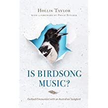 IS BIRDSONG MUSIC (Music, Nature, Place)