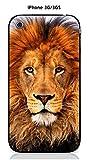 Onozo Coque Apple iPhone 3G / 3GS Design Lion
