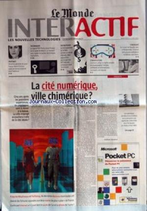 monde-interactif-le-du-06-06-2001-directrice-generale-de-lycos-france-marie-christine-levet-est-venu