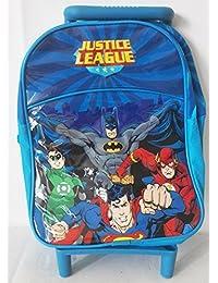 eb460e2f71 Zaino asilo trolley JUSTICE LEAGUE DC Comics tempo libero 35X24X10