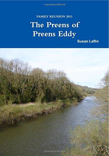 FAMILY REUNION 2013: The Preens of Preens Eddy