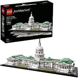 LEGO Architecture 21030 - Set Costruzioni, Campidoglio di Washington