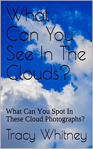 What Can You See In The Clouds?: What Can You Spot In These Cloud Photographs? (English Edition) por Tracy Whitney