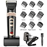 Hair Clippers,Romanda Clippers for Men Hair Trimmer Cordless Rechargeable Hair Clipper Electric Hair