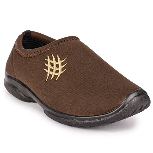 Action Shoes Women's Brown Safety Shoes - 5 UK/India (37 EU)(BL-3617-BROWN)  available at amazon for Rs.209