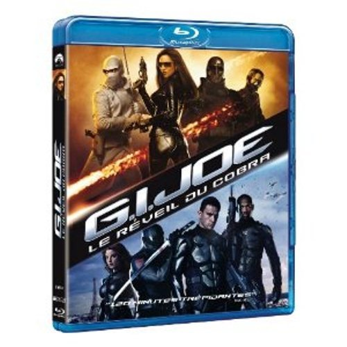 G.I. Joe : Le réveil du Cobra [Francia] [Blu-ray] 513nffQmG6L