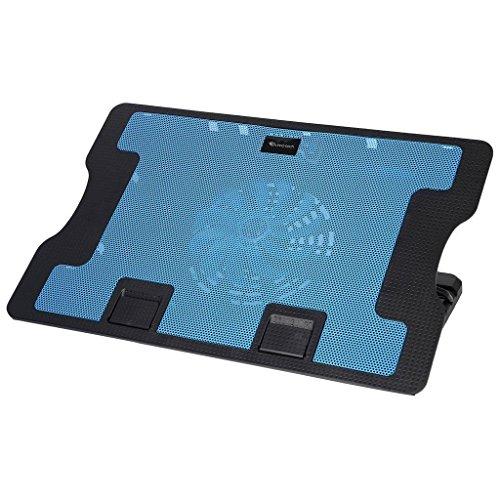 Pruthvik™Laptop Cooling Pad 638-2 Year Warranty – 2 Year Warranty with Pruthvik Enterprise (Blue)