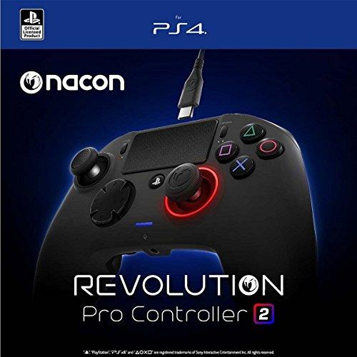 Manette Révolution Pro Controller 2 Nacon pour PS4