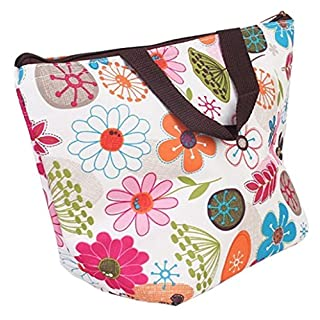 Aikesi Thermal Bag Lunch Bag Picnic Bag Lunch Bag with Insulated Waterproof Fashion Print Lunch Box