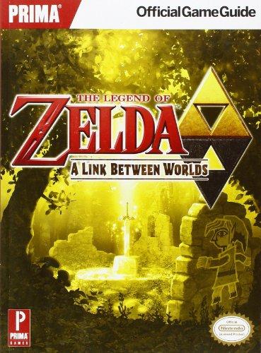The Legend of Zelda: a Link Between Worlds: Prima's Official Game Guide (Prima Official Game Guides)
