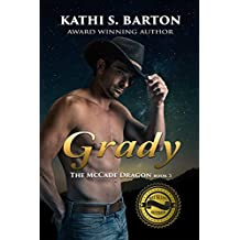 Grady: The McCade Dragon –Erotic Paranormal Romance