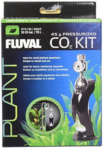 fluval co2 kit Fluval CO2 Kit Presurizado 45g para 115l