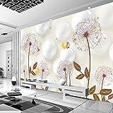 HOMEEN 3D TV fond d'écran Salon 5D Papiers peints stéréo Mur vidéo Fond d'écran...