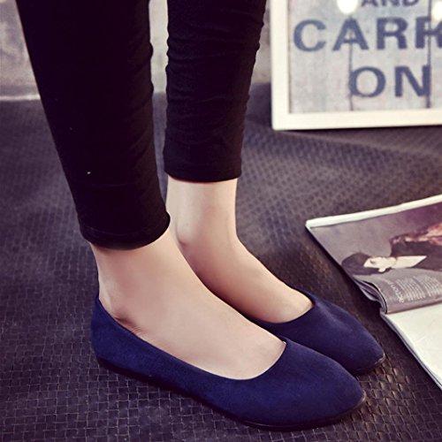El Oscuro Edades Plano Profesional Color Rawdah Comprendidas Espesor De De Ol Azul Y De Mujeres Manera Cómoda De La Pequeño Caramelo Zapatos Resorte Verano Tenían Sandalias Las qOBOT
