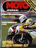 MOTO JOURNAL [No 306] du 10/03/1977 - COMPARATIFS. 1000 JAPAUTO. 1000 GODIER GENOUD....