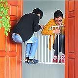 MAZHONG Bettgitter Fenstergeländer Erkergeländer Kinderschutzzaun Balkongeländer - 85-93cm, 91-157cm, 163-220cm (größe : 85-93cm) Test