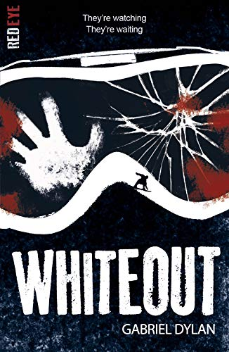 Whiteout (Red Eye Book 10) by [Dylan, Gabriel]