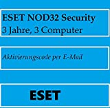 ESET NOD32 Antivirus 3 Jahre, 3 PCs Bild