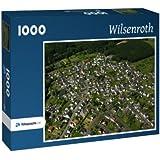 Wilsenroth - Puzzle 1000 Teile mit Bild von oben